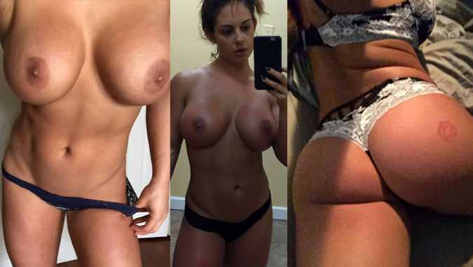 WWE Kaitlyn Nude Photos And Porn Leaked!
