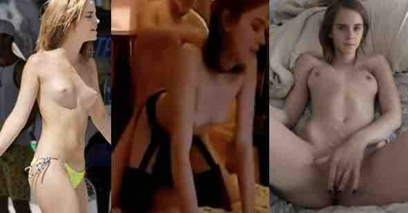FULL VIDEO: Emma Watson Sex Tape And Nudes!